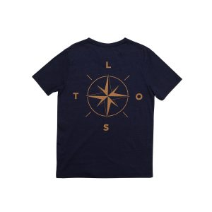 Compass-tee-navy-men-back