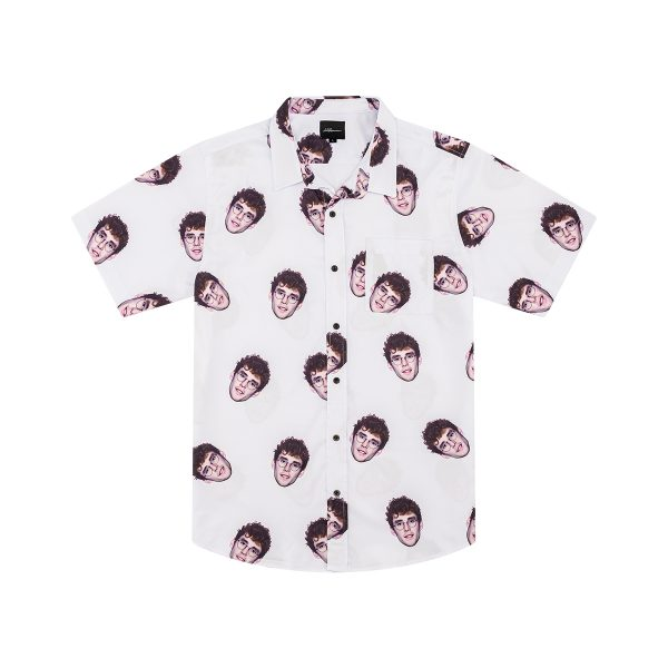 Lost Frequencies Button Shirt